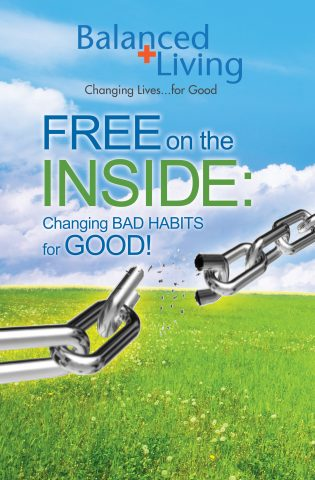 Free on the Inside: Change Bad Habits for Good