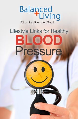 Lifestyle Links for Healthy Blood Pressure