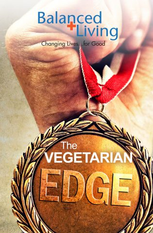 The Vegetarian Edge